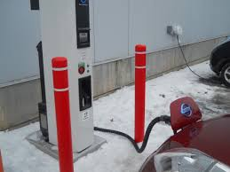 nissan leaf level 1 charger nissan leaf the snow and ice report sustainable us