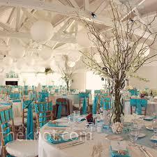 d corations mariage décoration de mariage bleu turquoise mariageoriginal