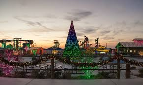 winterfest typhoon texas arts family events holiday lights