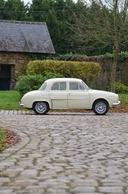 renault dauphine for sale 1963 renault dauphine 1093 no reserve
