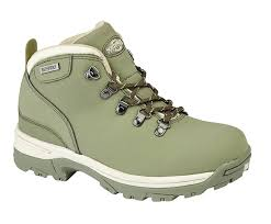womens green boots uk northwest territory womens trek leather walking hiking boots