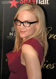 hairstyles for long straight hair with glasses rachael harris wearing her hair past shoulder length designer