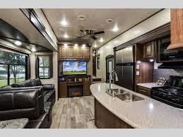 5th Wheel Living Room Up Front by Elkridge Fifth Wheel Rv Sales 9 Floorplans