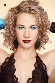 curly perms for short hair 15 curly perms for short hair curly perm perm and short haircuts