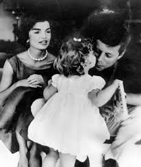 Jfk S Son Caroline Kennedy Talks About Her Mom Talking Pictures The