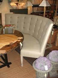 kitchen upholstered bench seating kitchen nook dining set