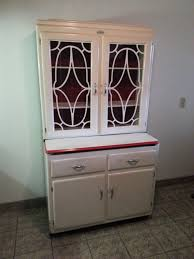 Vintage Metal Kitchen Cabinet Enamel Painted Home by Hoosier Style From Keystone Cabinet Company Evolution Of New