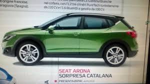 carscoops seat arona