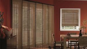 9 Patio Door Sliding Glass Door Blinds Window Treatments Budget Modern Patio