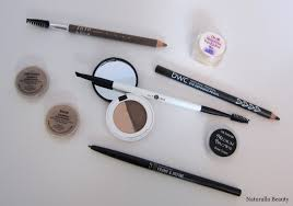 Eyebrow Powder Vs Pencil Naturalla Beauty All About Brows Zuzu Luxe Lily Lolo Bare