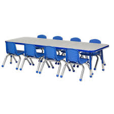 daycare table and chairs daycare tables and preschool table and chair sets at daycare