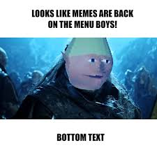 Lord Of The Memes - lord of the dank the fellowship of the meme imgur