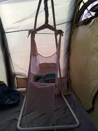 Large Hammock Tent Vango Airbeam Genesis 500 Tenting In Scotland