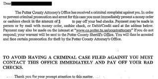 Notice Of Intent To Sue Letter by Texas Is Throwing People In Jail For Failing To Pay Back Predatory