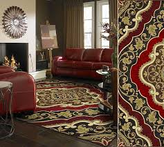 Shaw Living Medallion Area Rug Shaw Floors Area Rug In Style Andora Color Accessories
