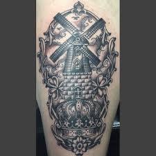 best 25 windmill tattoo ideas on pinterest gorillaz art