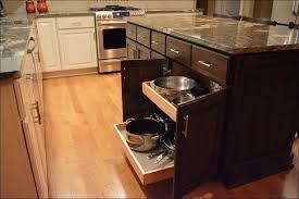 Kitchen Cabinet Sliding Organizers - kitchen sliding drawer organizer kitchen closet organizers pull