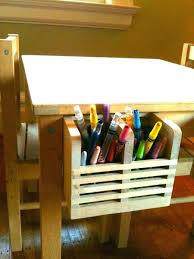 kids art table with storage art tables for kids with storage art desk with storage kids art desk