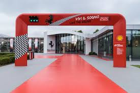 museo ferrari the ferrari museums set a historical record with more than