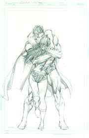 did artist neal adams make an out of wonder woman u2014and himself