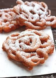 196 best rosette cookies funnel cake images on pinterest