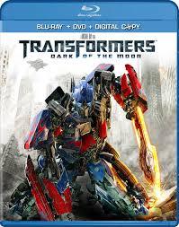 Transformers 3: El Lado Oscuro de la Luna [BD25]