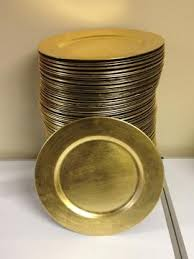 wedding plates for sale gold and silver charger plates for sale 1 each for sale at bridal