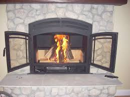standard wood burning fireplace models acucraft