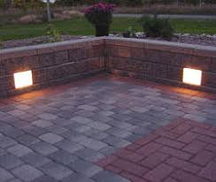 Patio Paver Lights Houston Pavers Pavers Houston Patio Lights Houston Flagstone