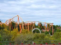 How Old To Work At Six Flags Tatsu Roller Coaster At Six Flags Magic Mountain The Coaster Guy