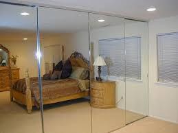 Closet Mirrored Doors Mirror Design Ideas Sliding Closet Mirror Doors Direct Rent