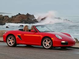red porsche boxster 2017 porsche boxster review and photos