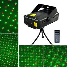 Laser Stage Lighting Outdoor by New Mini Rgb Projector Holographic Laser Stage Light Sound