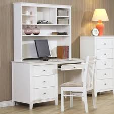 white desk with hutch and drawers student desk with hutch teamconnect co