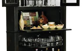 bar amazing home bar interior idea with dark nuanced feat black