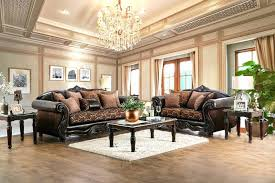 traditional sofas with wood trim sofa with wood trim wood trim camel back sofa cream leather sofa