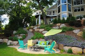 Landscaping Ideas For Slopes Unique Hillside Landscaping Ideas Landscaping Ideas