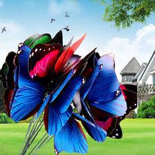 sticks butterfly statues lawn ornaments ebay