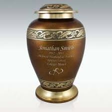 distinctive memorial urns are classic memorials for your