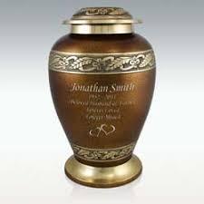 distinctive memorial urns are classic memorials for your