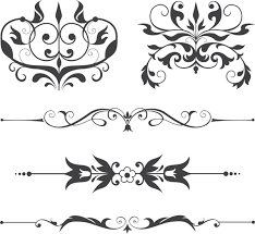flower ornaments free vector 17 851 free vector for