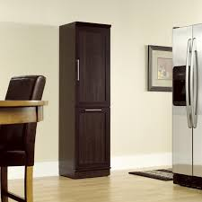 kitchen pantry cabinet furniture sauder homeplus storage cabinet with tilt out door hayneedle