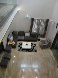modern living room photos view from the double height homify