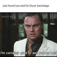 Leonardo Decaprio Meme - leonardo dicaprio oscars memes 2016 popsugar celebrity