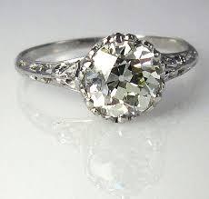 vintage verlobungsringe 38 besten white gold engagement rings bilder auf