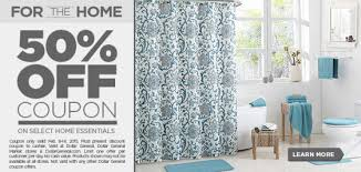 Home Essentials Curtains Dollar General 50 Off Home Essentials Coupon Valid In Store Or