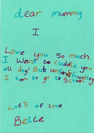 love letters slummy single mummy