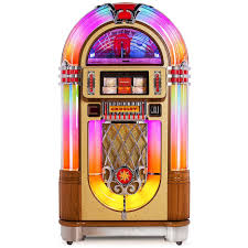 Crosley Radio Parts Amazon Com Crosley Radio Slimline Jukebox Electronics