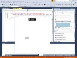 visual studio ide feature tour microsoft docs