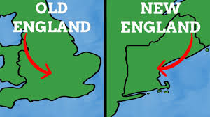 New England On The Map by Can We Find A Whole